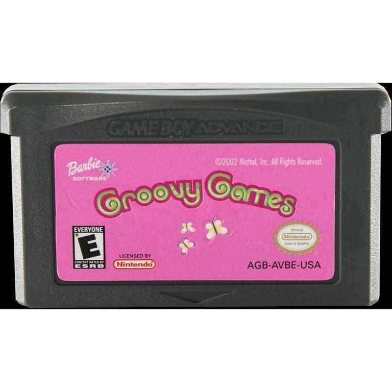 Barbie Groovy Games