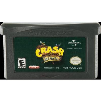 Crash Bandicoot: Huge Adventure