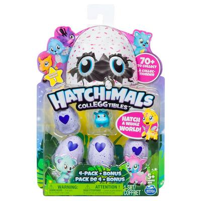 Hatchimals CollEGGtible 4 Pack