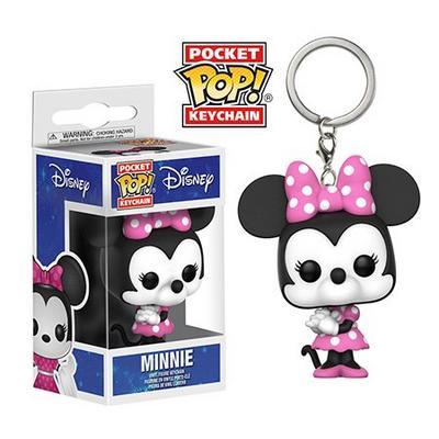 Pocket POP! Keychain: Disney - Minnie Mouse