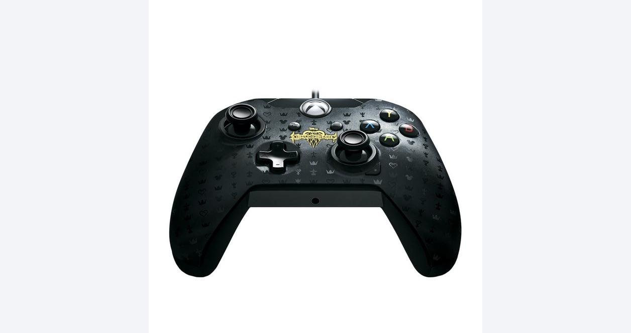 Xbox One Black Camo Wired Controller