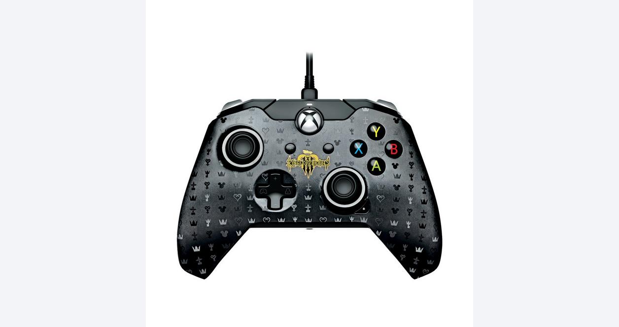 Kingdom Hearts III Wired Controller for Xbox One