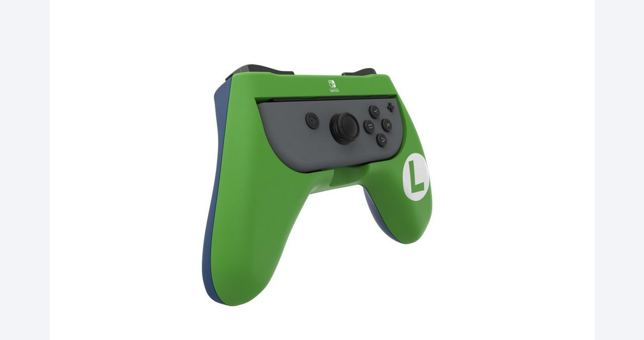 Super Mario Bros. Mario and Luigi Joy-Con Grips for Nintendo Switch Only at GameStop