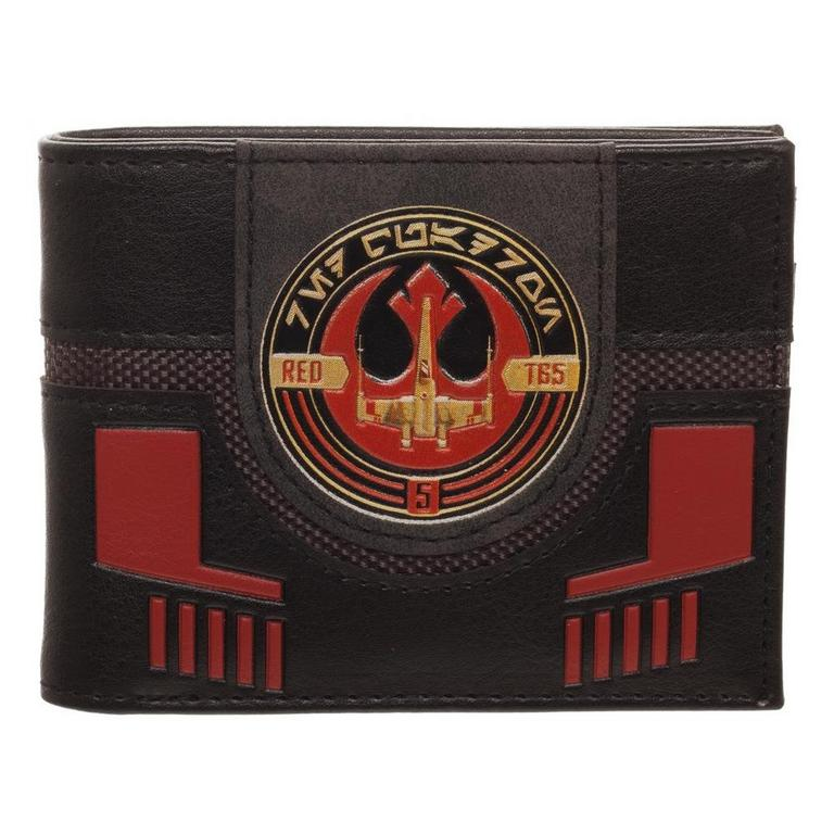 Star Wars Red Squadron Wallet