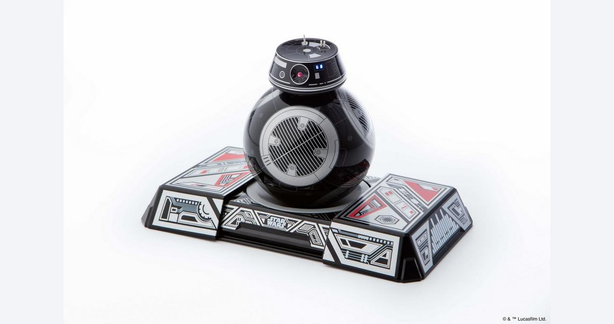 BB-9E App Enabled Droid by Sphero