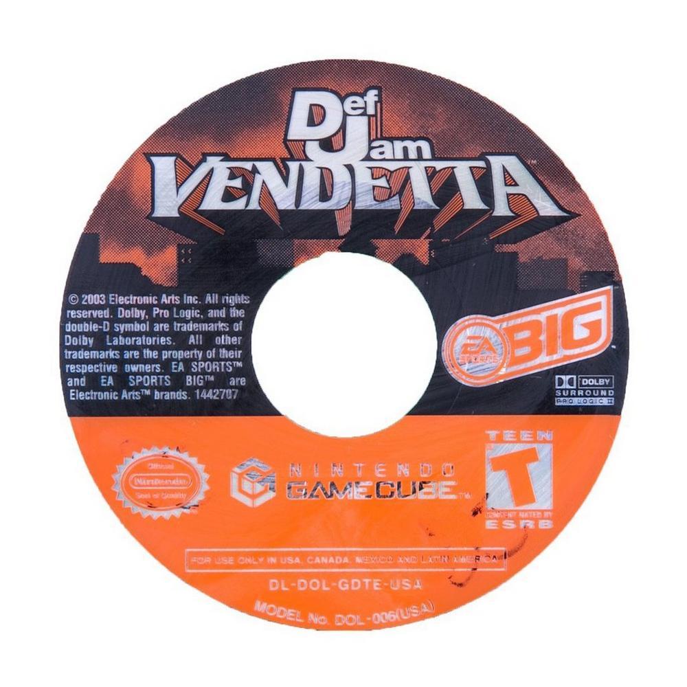 Def Jam Vendetta | Game Cube | GameStop