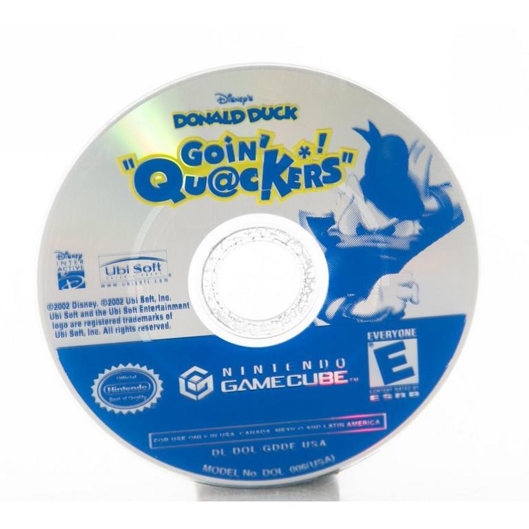 Donald Duck: Goin Quackers