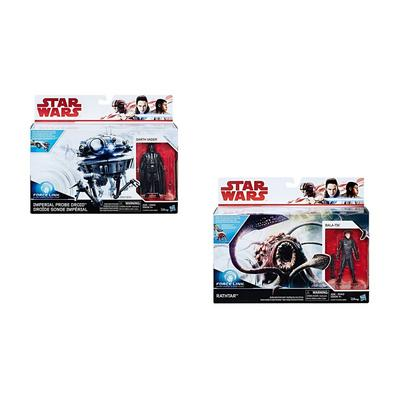 Star Wars: The Last Jedi Vehicle and Figure Pack (Assortment)