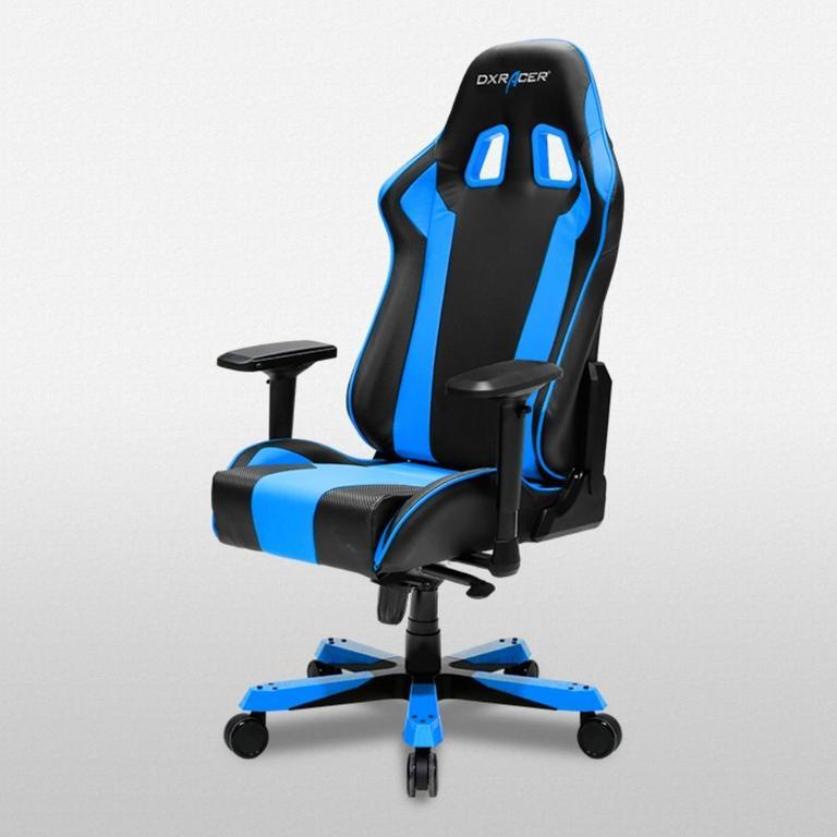 DXRacer King Series Black and Blue - OH/KS06/NB