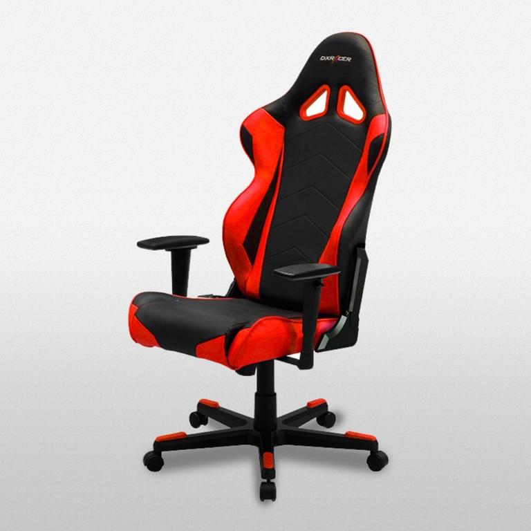 DXRacer Racing Series Black and Red -OH/RE0/NR