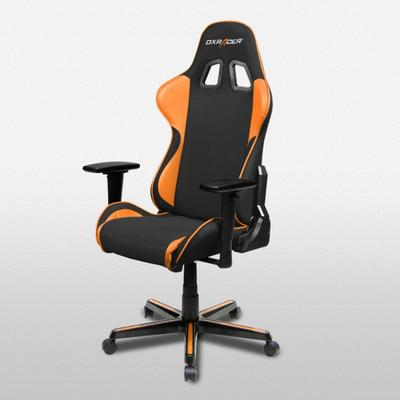 OH/FH11 Black and Orange Formula Series Gaming Chair