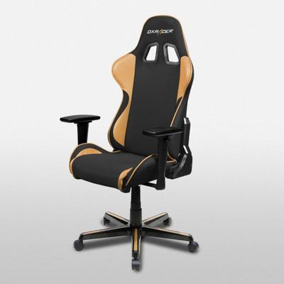 OH/FH11 Black and Caramel Formula Series Gaming Chair
