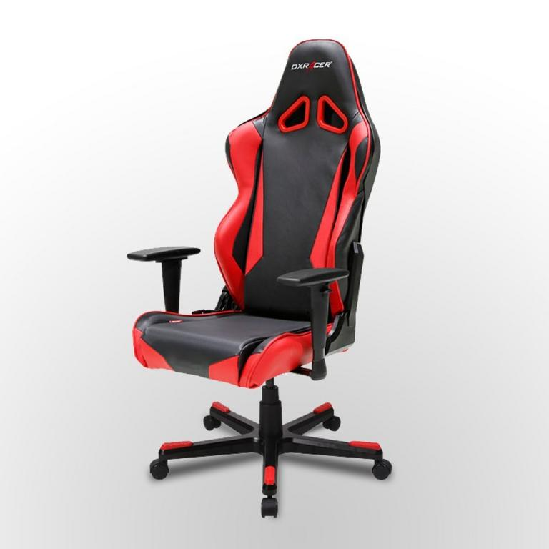DXRacer Racing Series Black and Red - OH/RB1/NR
