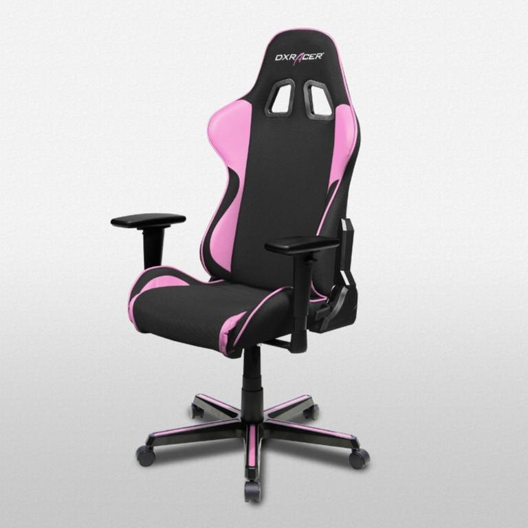 Remarkable Dxracer Formula Series Black And Pink Oh Fh11 Np Gamestop Machost Co Dining Chair Design Ideas Machostcouk