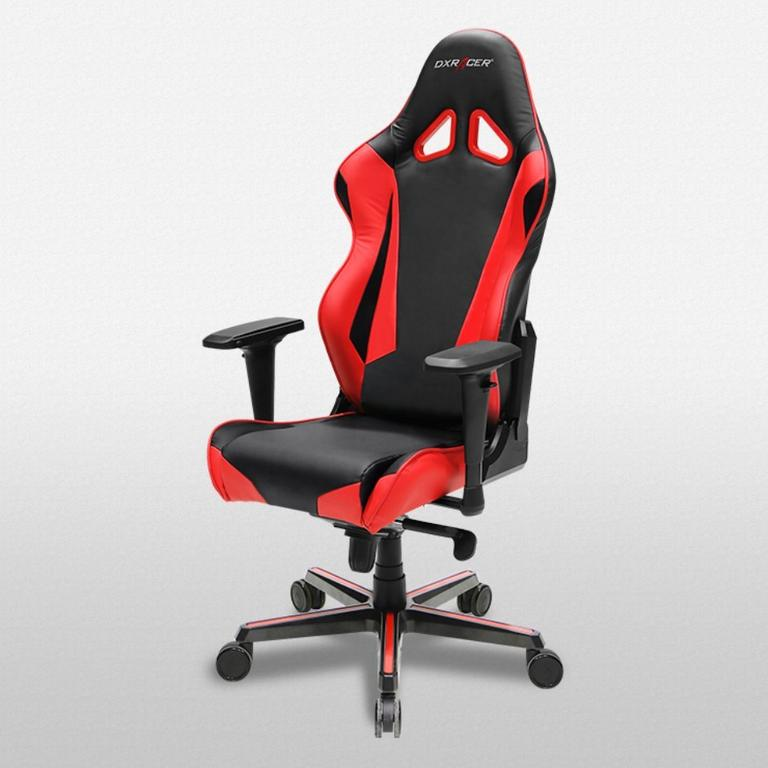 DXRacer Racing Series Black and Red -OH/RV001/NR
