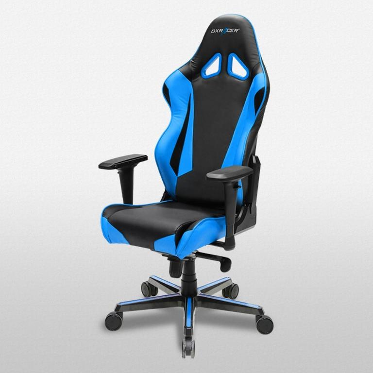 DXRacer Racing Series Black and Blue - OH/RV001/NB