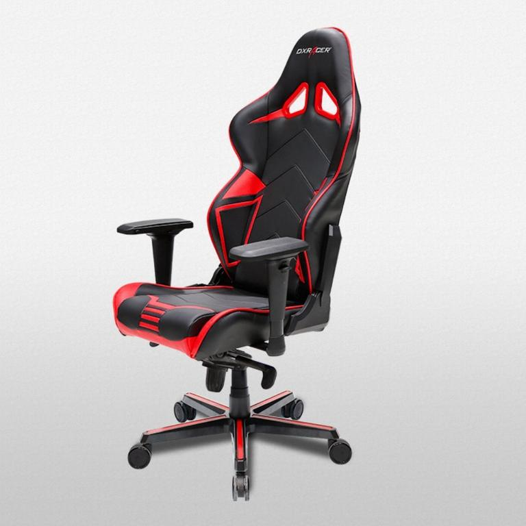 DXRacer Racing Series Black and Red -OH/RV131/NR