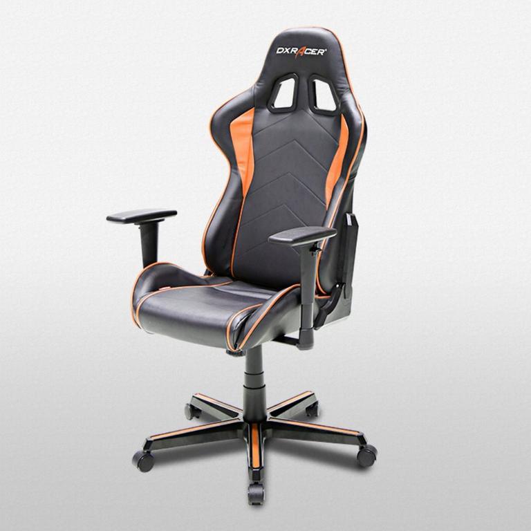 DXRacer Formula Series Black and Orange - OH/FH08/NO
