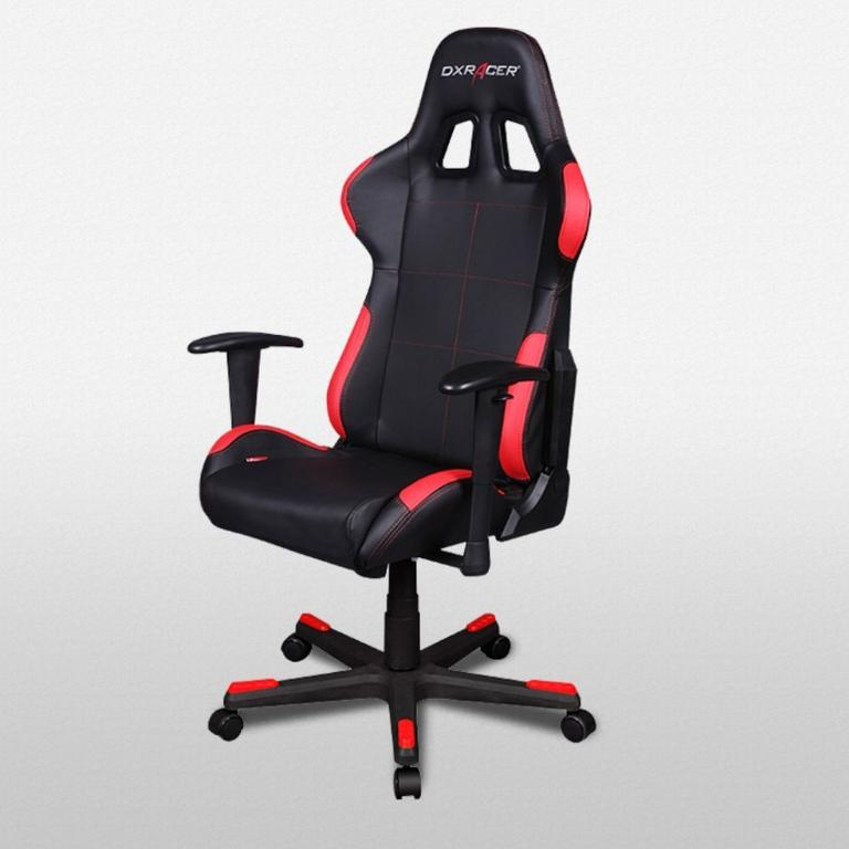 DXRacer Formula Series Black and Red - OH/FD99/NR