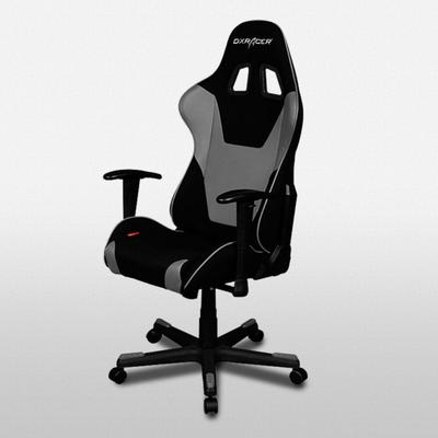 OH/FD101 Black/Gray Formula Series Gaming and Office Chair
