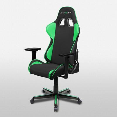 OH/FH11 Black/Green Formula Series Gaming and Office Chair