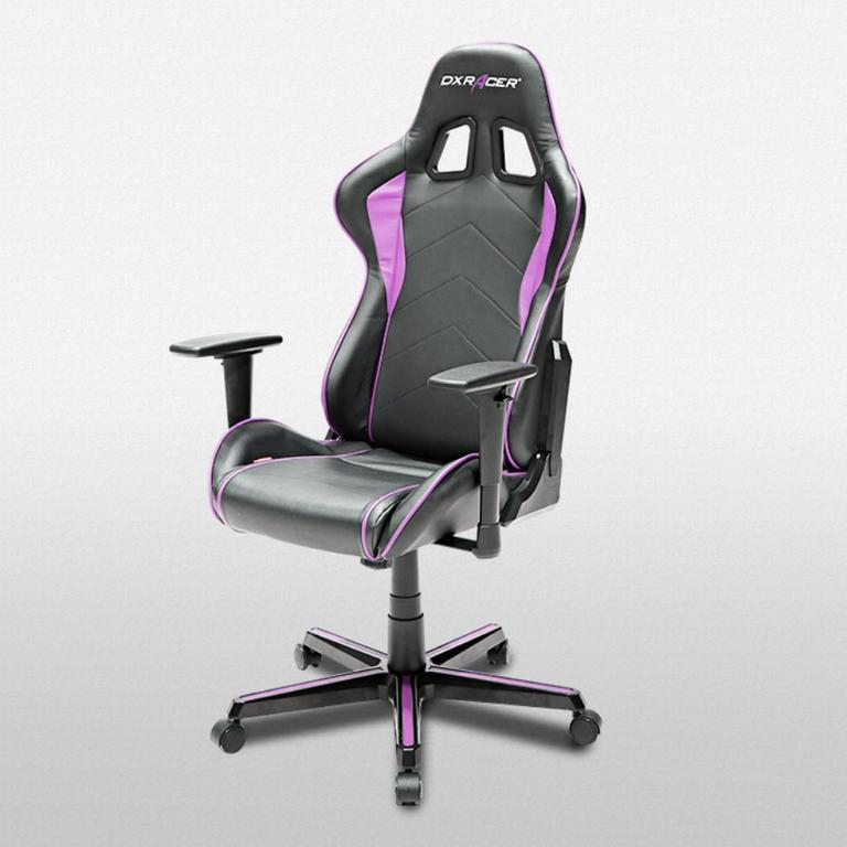 DXRacer Formula Series Black and Pink - OH/FH08/NP
