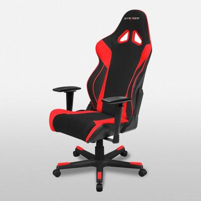 OH/RW106 Black and Red Racing Series Gaming Chair