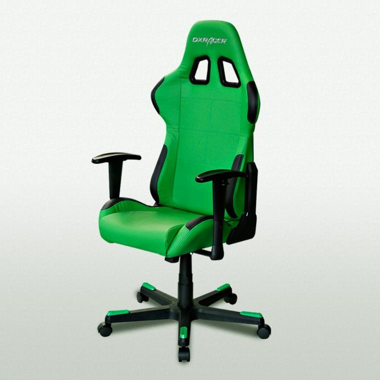 DXRacer Formula Series Green and Black - OH/FD99/EN