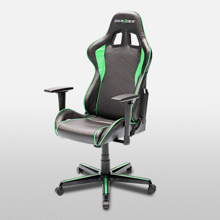 DXRacer Formula Series Black and Green - OH/FH08/NE