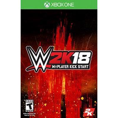 WWE 2K18 MyPlayer Kickstart Pack