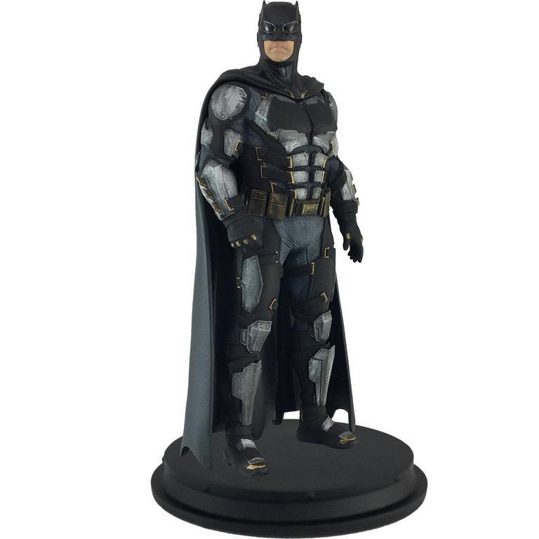 Justice League Movie Tactical Suit Batman Statue