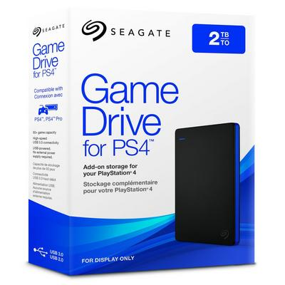 Seagate 2TB Game Drive for PS4