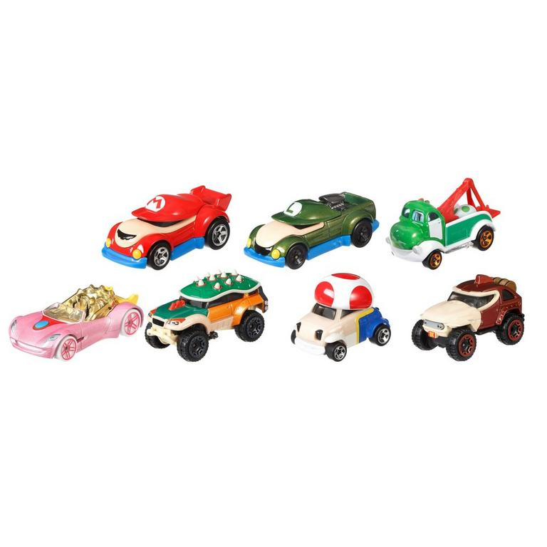 Super Mario Hot Wheels - Only at Gamestop