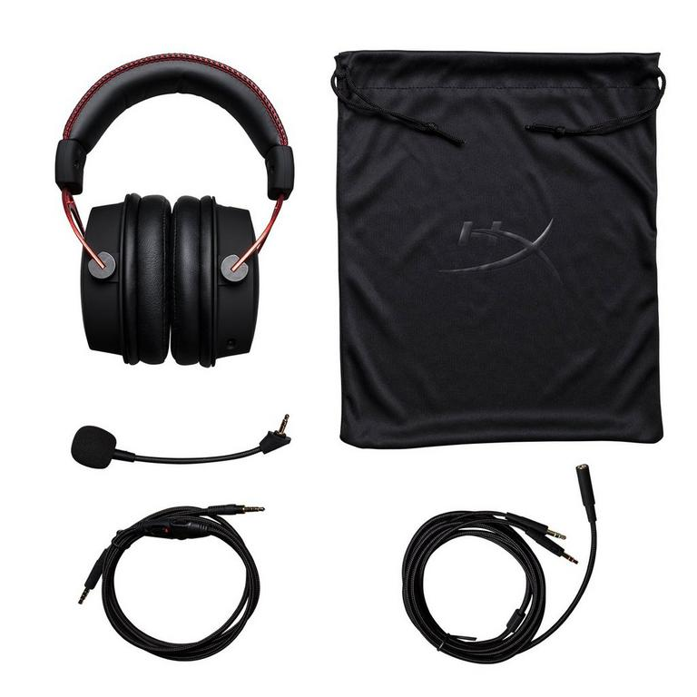 Cloud Alpha Pro Wired Gaming Headset