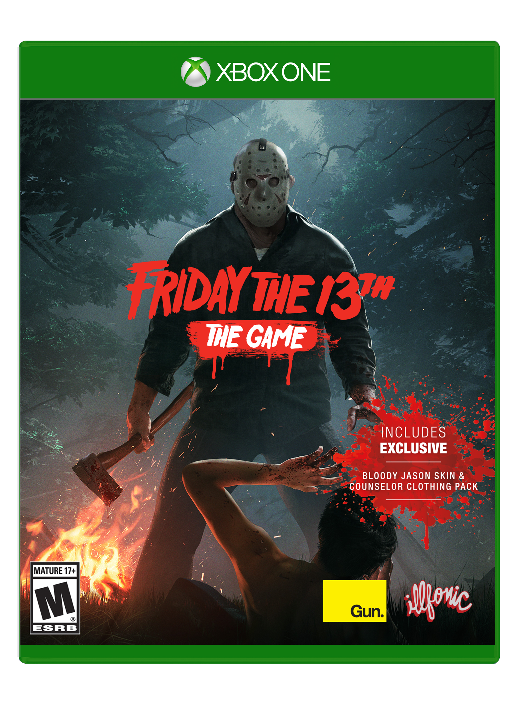 Friday The 13th The Game Xbox One Gamestop