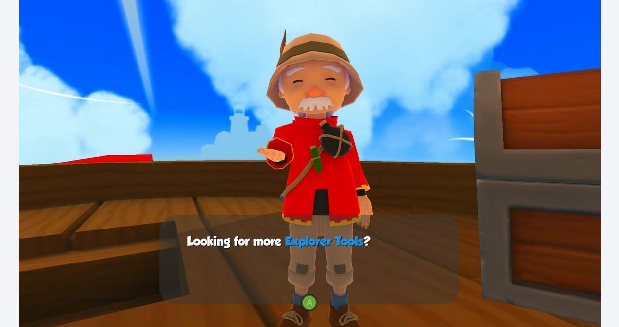 Poi: Explorer Edition