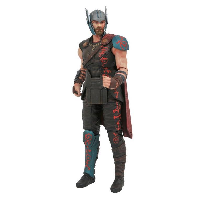 Marvel Select: Thor Ragnarok - Gladiator Thor Figure