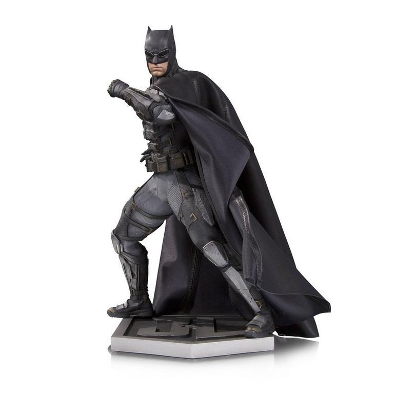 Justice League Movie - Tactical Batman Statue