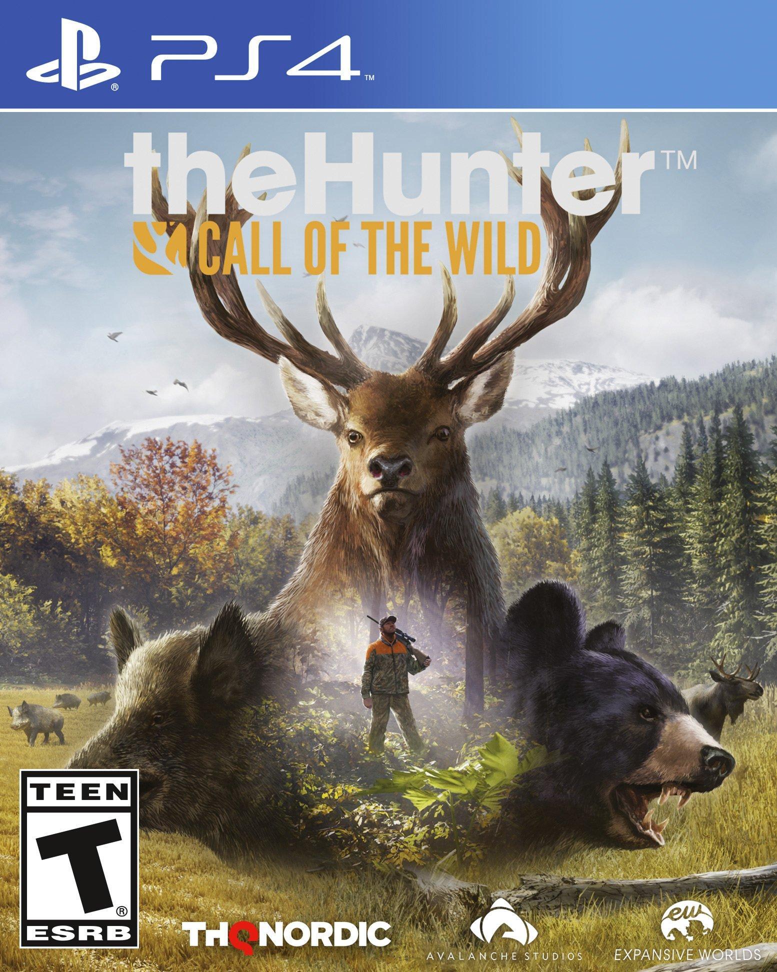 theHunter: Call of the Wild | PlayStation 4 | GameStop