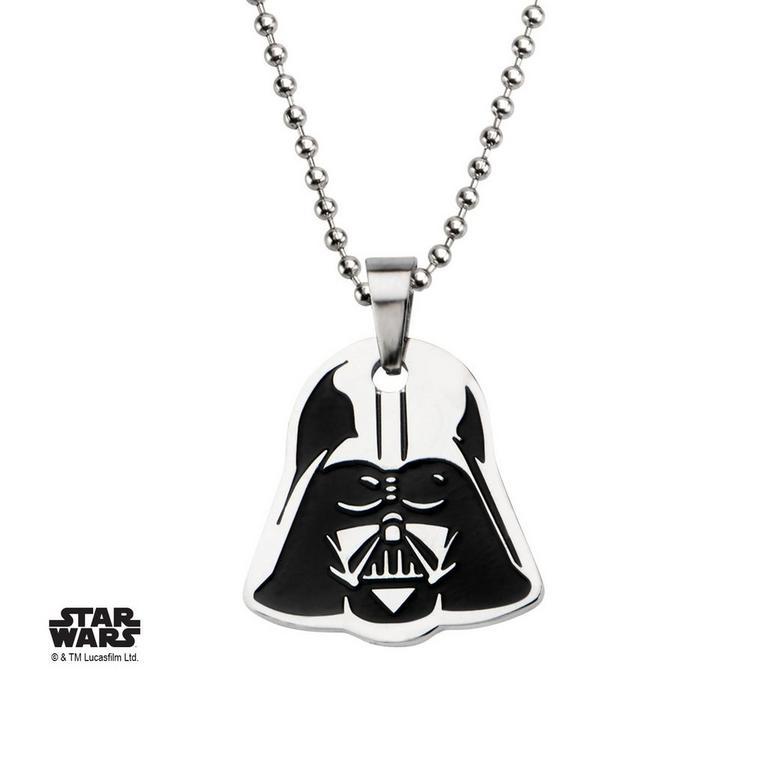 Star Wars Darth Vader Pendant Necklace