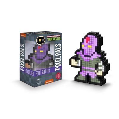 Pixel Pals - Teenage Mutant Ninja Turtles - Foot Soldier