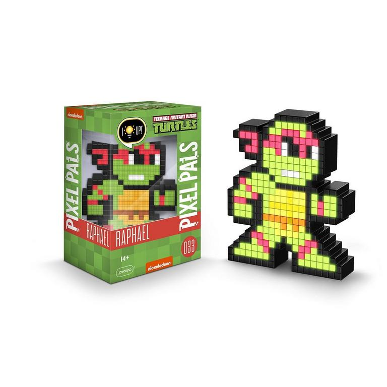 Pixel Pals - Teenage Mutant Ninja Turtles - Raphael
