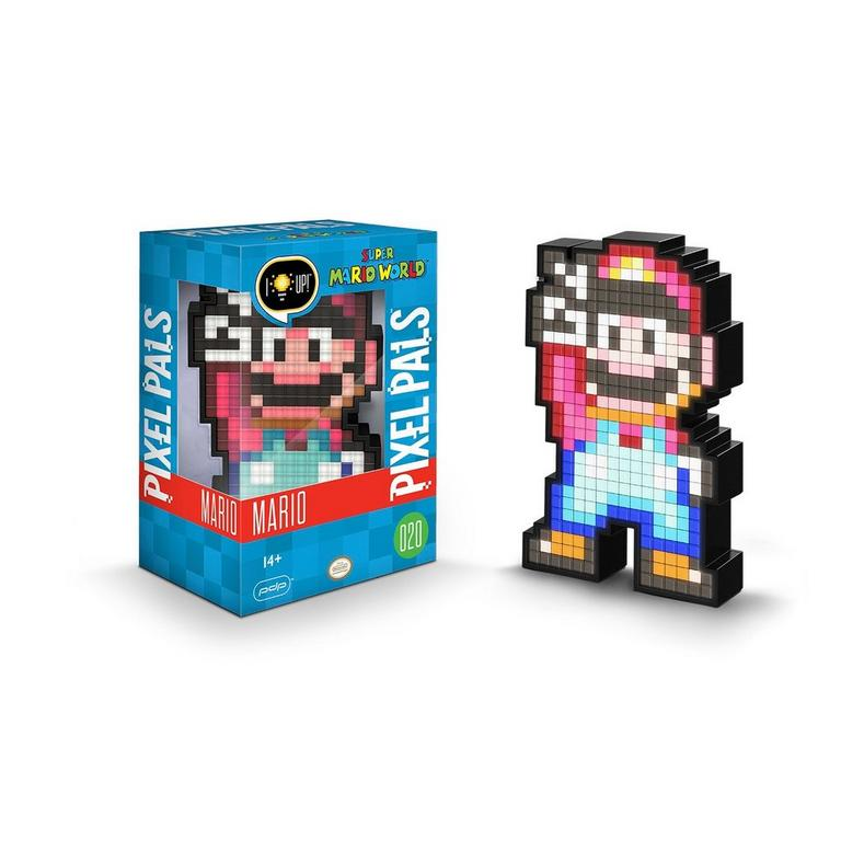 Pixel Pals: Mario - Super Mario World