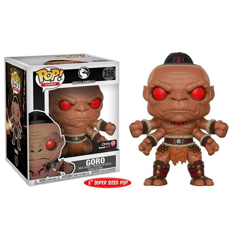 POP! Games: Mortal Kombat - Goro 6 inch Figure - Only at GameStop
