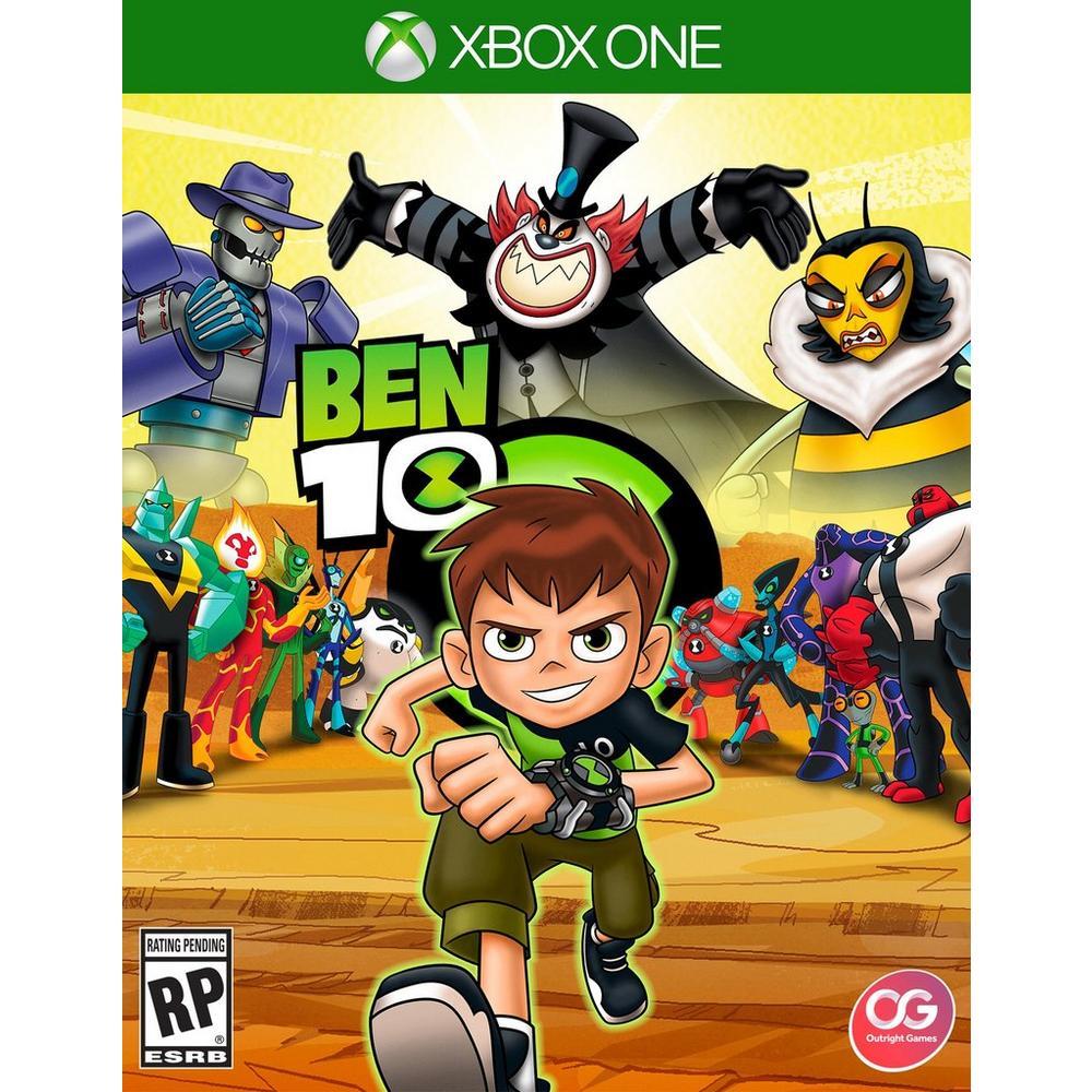 Ben 10   Xbox One   GameStop