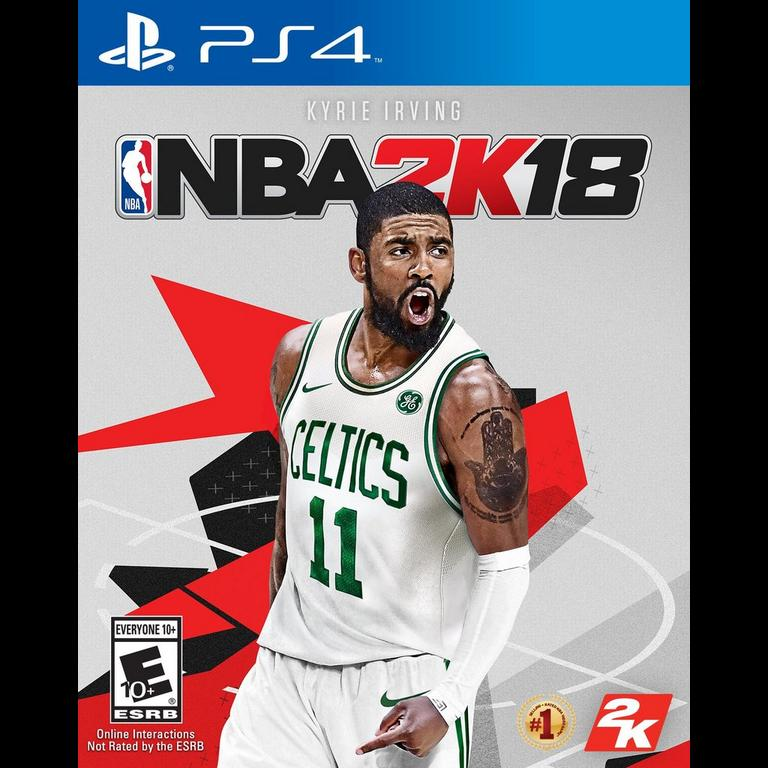 NBA 2K18 | PlayStation 4 | GameStop