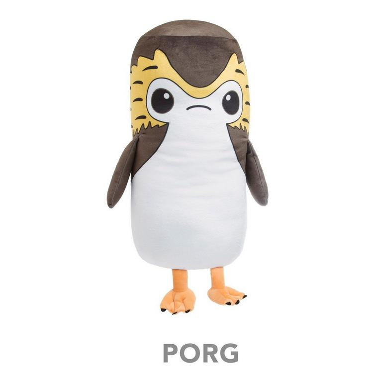 Star Wars Cutesy Roll Pillow - Porg