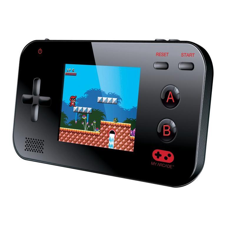 My Arcade Gamer V220 Black Portable System