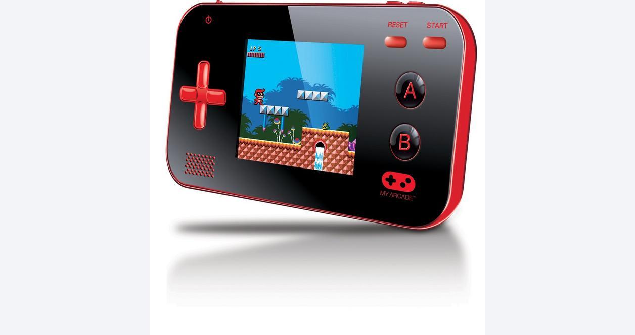 My Arcade Gamer V Portable 220 - Red/Black