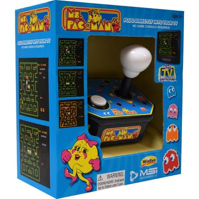 MS. PAC-MAN Plug and Play